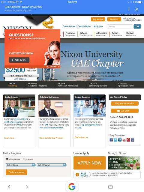 nixon-u-uae-chapter