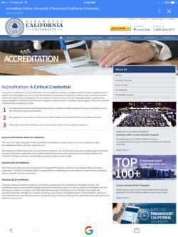 pcu-accreditation