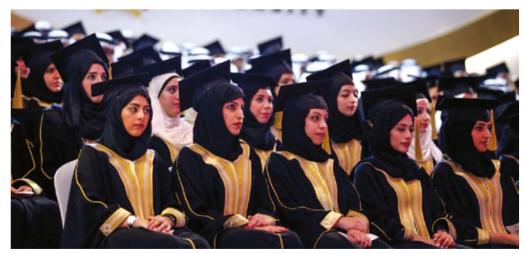 Schools In graduation