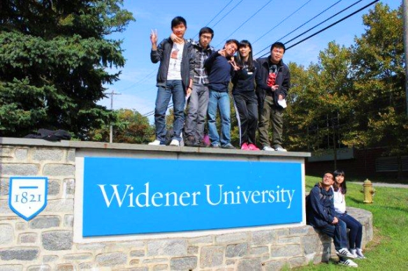 Widener U International