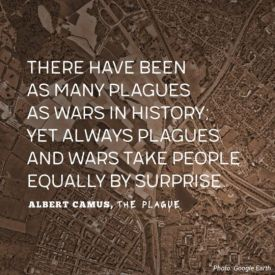 The Plague quote